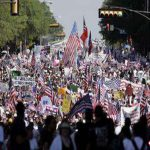 marcha en dallas1