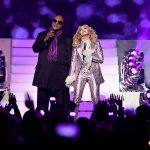 Madonna, prince homenaje1