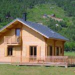 fachadas madera bosque montaña1