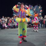 Clown with Shoe Phone credit  Ringling Bros1