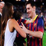 Messi y novia1
