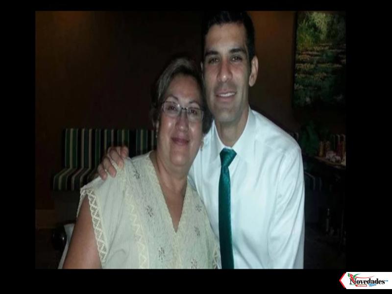 Rafa marquez y mama1