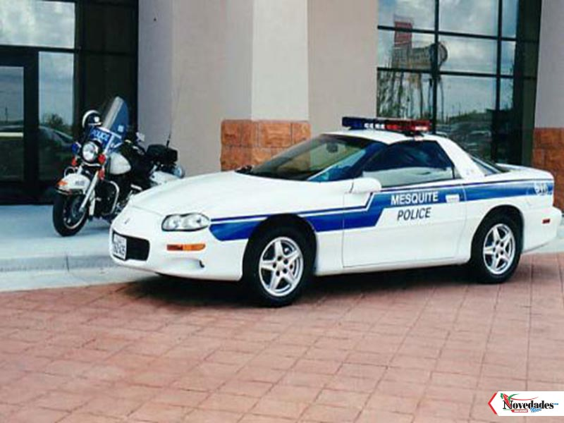 Mesquite police 21