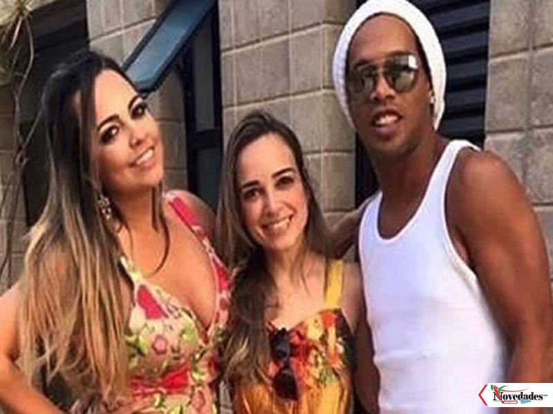 Ronaldinho novias1