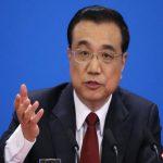 primer ministro de China, Li Keqiang1