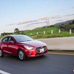 Mazda Sedan 20191