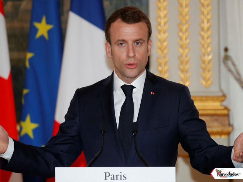 17 abril novedades paris macron