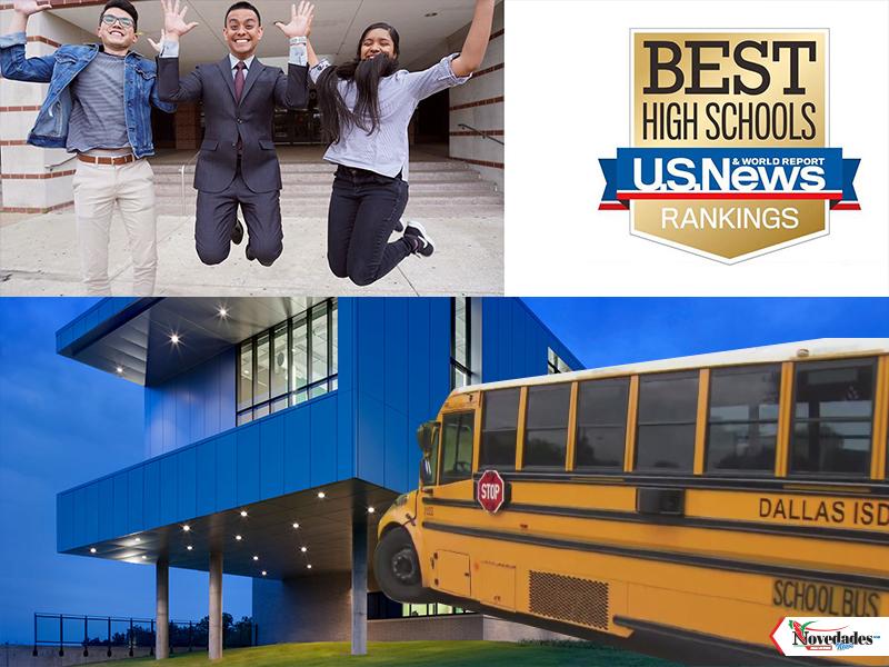 22 mayo novedades mejores escuelas disd