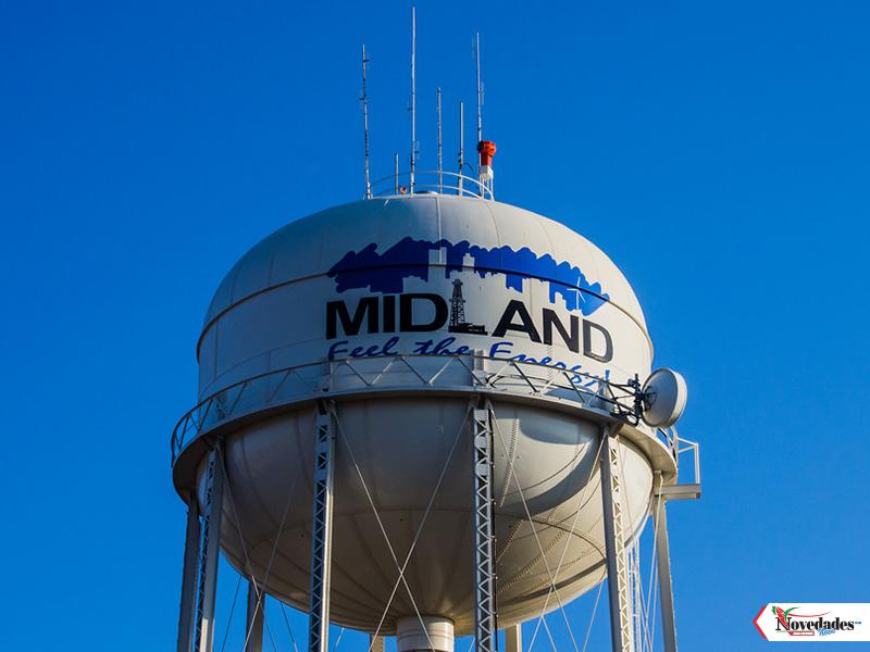 12 junio novedades midland texas