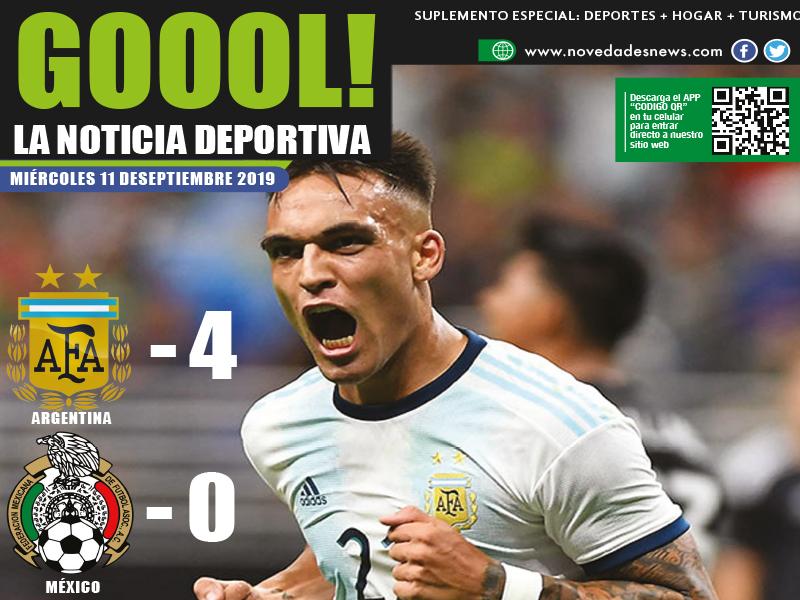 11 septiembre novedadesnews com gol