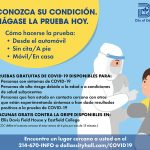 IMPORTANT INFORMATION REGARDING CORONAVIRUS COVID-19