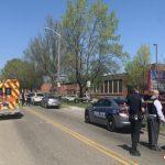Tiroteo en Knoxville deja varios lesionados, entre ellos un policía