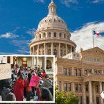 Caos, tensión y severas disputas   al terminar la Legislatura: Texas