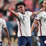 Estados Unidos vence a México y es campeón de la Nations League