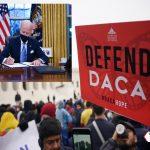 Se doblega Biden y cancela   nuevas solicitudes de DACA