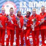 Gimnasta de Estados Unidos da positivo a Covid-19 a días de empezar juegos en Tokio
