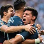 Rayados de Monterrey derrota a Tigres en el Clásico Regiomontano