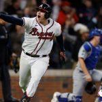 MLB: Braves pegan primero en la Serie de Campeonato de la Liga Nacional